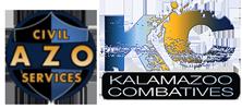 AZO Civil Services Logo